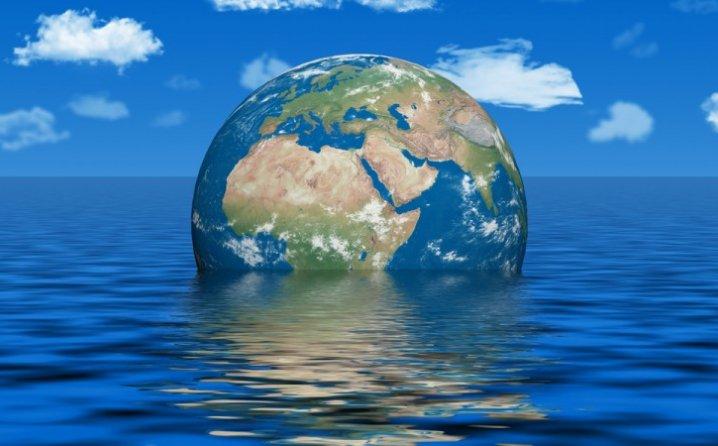 """ISTRAŽIVANJA IZOTOPA KISIKA IZ DREVNE OKEANSKE KORE: Zemlja je u početku bila """"vodeni svijet"""" potopljenih kontinenata?"""